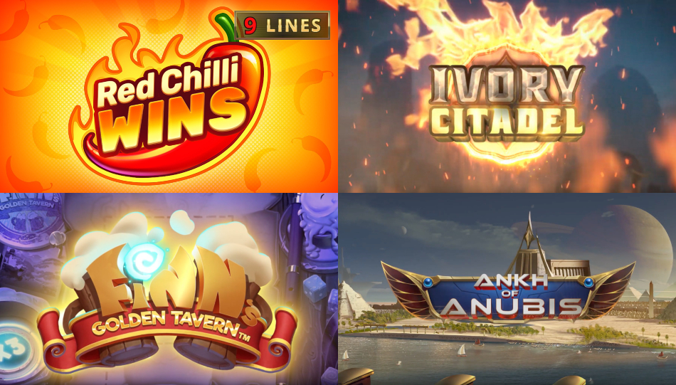 Some of the Most Popular New Slot Games