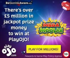 Play Mega Moolah Slot Game