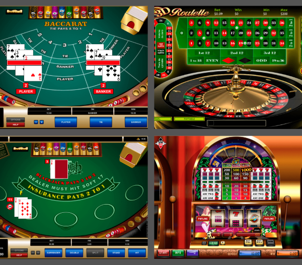 Mobile Casino Games for iPad